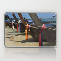 Colours on Shore Laptop & iPad Skin