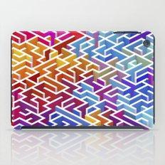 Labyrinth II iPad Case
