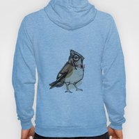 Mister bird for Sorted Exhibition Hoody