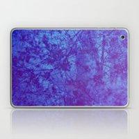 Pink & Purple Blossoms Laptop & iPad Skin