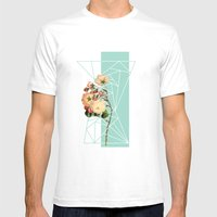 Thorns Mens Fitted Tee White SMALL