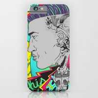 kiss my scalp iPhone 6 Slim Case