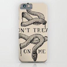 Don't Tread On Me iPhone 6 Slim Case
