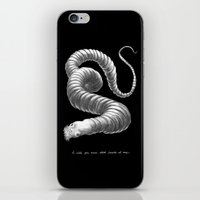 I Wish You Were Still Inside Of Me iPhone & iPod Skin