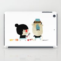 So... You Wanted Meat? iPad Case