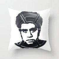 Pedro_Almodovar Throw Pillow