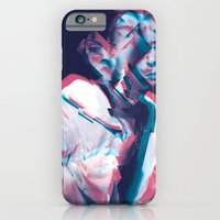 iPhone & iPod Case featuring White Noise by Joshua Boydston