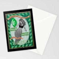 Slug Lady Stationery Cards