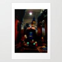 darkarch Art Print