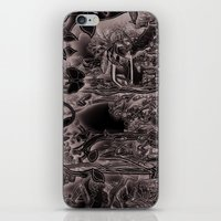 Cars In The Wild (3D Ver… iPhone & iPod Skin