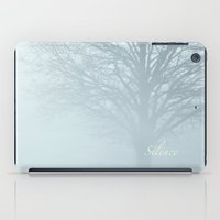 Tree / Winter Silence iPad Case
