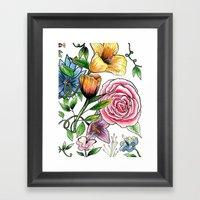 VRTree Framed Art Print