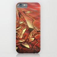 Deep of Red iPhone 6 Slim Case