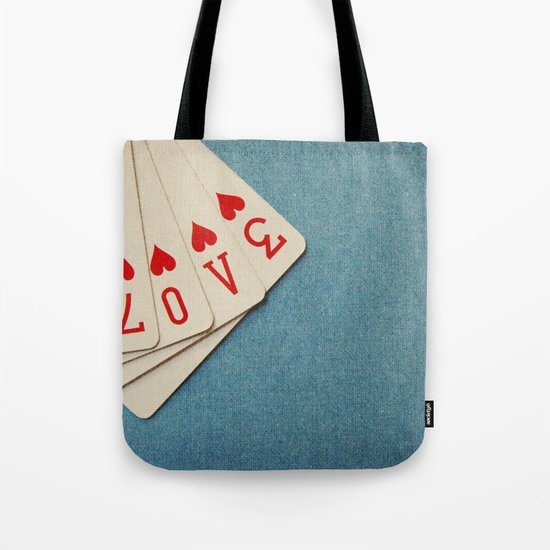 A Full House Tote Bag