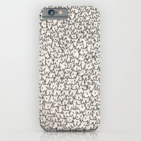 funny iPhone & iPod Cases featuring A Lot of Cats by Kitten Rain