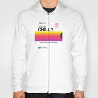 VHS And Chill Hoody