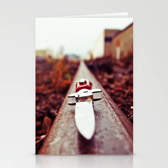 Stiletto aesthetics Stationery Card