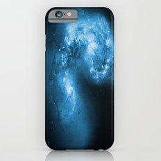 Blue Galaxy Slim Case iPhone 6s