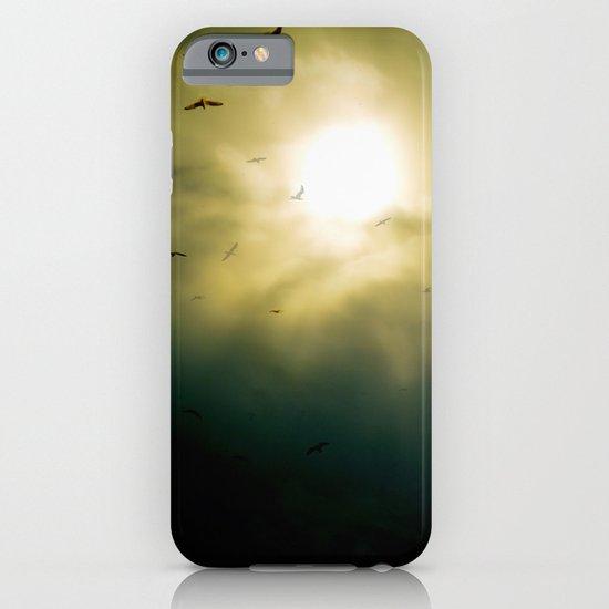 Wings Eternal iPhone & iPod Case