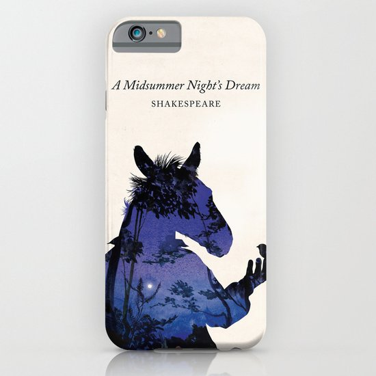 A Midsummer Night's Dream iPhone & iPod Case