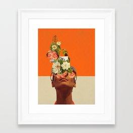 Framed Art Print - The Unexpected - Frank Moth