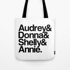 Windom's Queens (White Lodge) Tote Bag