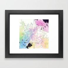 C.O.M.P.A.S.S. No. 2 Framed Art Print