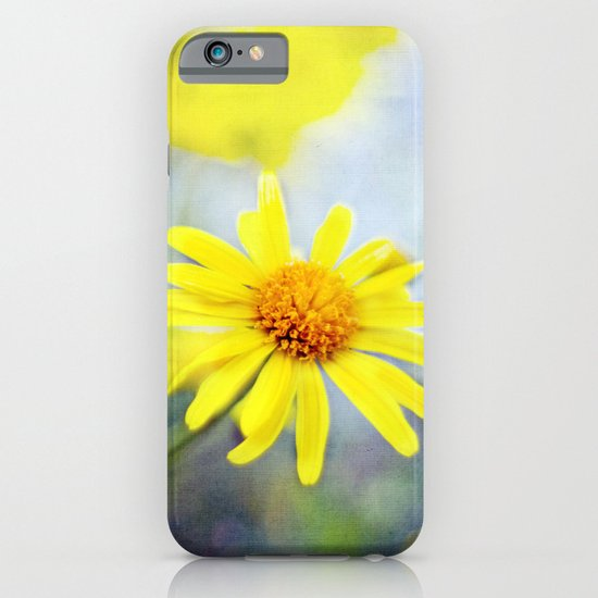 yellow day iPhone & iPod Case