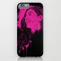 Black Pink Pop iPhone 6 Slim Case