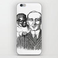 Gastromancy iPhone & iPod Skin