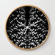 Upon Reflection I Wall Clock