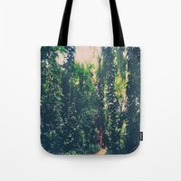Rainforest, Maui  Tote Bag