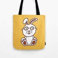 Wannabe Urban Rabbit Tote Bag