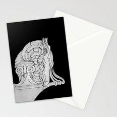 Ivory Tower (v3) Stationery Cards