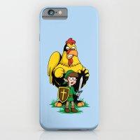 The Legend Of Ernie (lig… iPhone 6 Slim Case