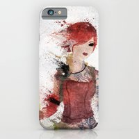 iPhone & iPod Case featuring Lilith by Melissa Smith