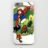 Mario landS iPhone 6 Slim Case