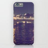 Paris by Night II iPhone 6 Slim Case