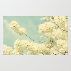 The Blossom and the Bee Rug