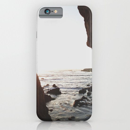 Shell Beach View iPhone & iPod Case