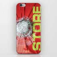 re-store iPhone & iPod Skin