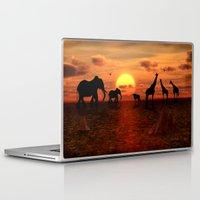 Laptop & iPad Skin featuring Savanne 2 by teddynash