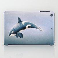 Orcinus Orca iPad Case