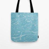 Seafoam Stone Tote Bag