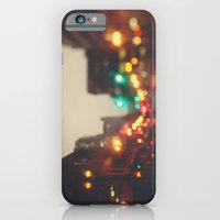 Portland In The Rain iPhone 6 Slim Case