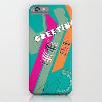 Greetings iPhone 6 Slim Case