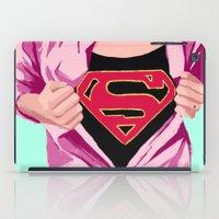 Girl, You're Super iPad Case