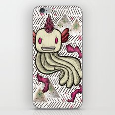 Mad Squillie iPhone & iPod Skin