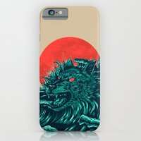 wave iPhone & iPod Cases featuring wave by itssummer85
