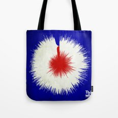 The Who, My Generation - Soundwave Art Tote Bag